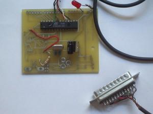 Primo Prototipo Arduino (2004)_ph by M. Banzi